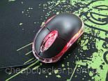 Оптическая Мышь Mini Mouse USB 3D, фото 2