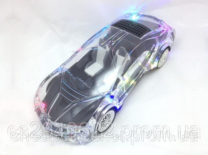 Колонка MP3 Lamborghini с Подсветкой 980 Радио