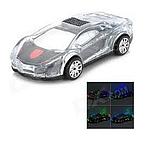 Колонка MP3 Lamborghini с Подсветкой 980 Радио, фото 3
