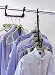 Вешалка Органайзер для Одежды в Шкаф Magic Hanger, фото 3