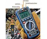 Цифровой Мультиметр DT-61 6 в 1, фото 2