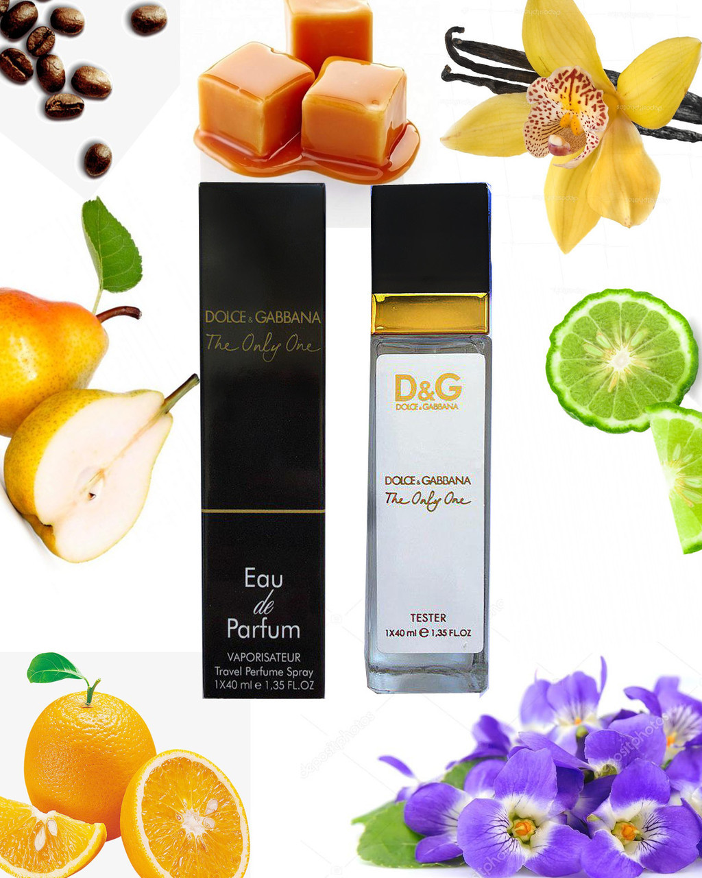 Dolce & Gabbana The Only One eau de parfum тестер 40 мл