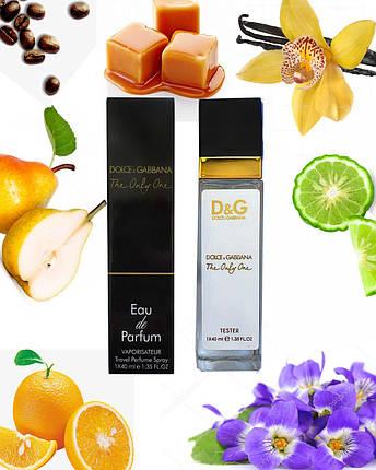 Dolce & Gabbana The Only One eau de parfum тестер 40 мл, фото 2