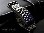 Часы Наручные Мужские Женские Самурай Iron Samurai, фото 2