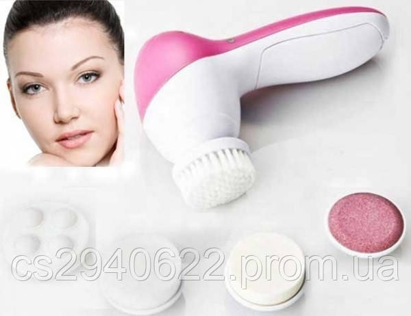 Прибор для Чистки Лица 5 в 1 Beauty Care Massager