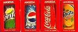 Портативная MP3 Колонка Cola Pepsi с FM Радио, фото 5