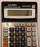 Калькулятор Настольный KK 800 A, фото 2