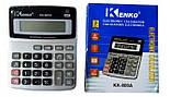 Калькулятор Настольный KK 800 A, фото 4