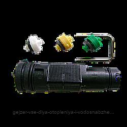 Датчик протока с фильтром. Ariston CLASS, GENUS, EGIS, BS