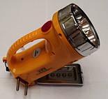 Ручной Аккумуляторный Фонарик YJ 2804 Фонарь, фото 5