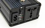 Преобразователь Инвертор 12V-220V 1000W с зарядкой, фото 3