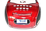 Бумбокс Golon MP3 Колонка Спикер RX 186 Радио, фото 3