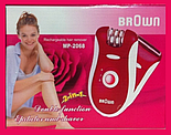 Эпилятор 2 в 1  Braun 2068 Браун, фото 3