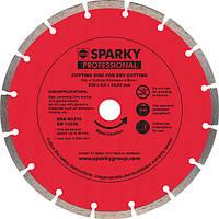 Акс.інстр Sparky  Діамантовий диск Ф115х18x22,23 мм.190349 (1 шт.)