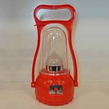 Фонарь Аккумуляторный 3312 Лампа, фото 3