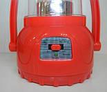 Фонарь Аккумуляторный 3312 Лампа, фото 4