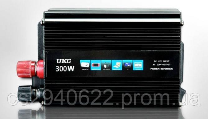 Преобразователь AC DC SSK 300W 12V220V Инвертор