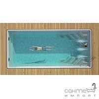 Бассейны, СПА WaterPool Бассейн WaterPool Wanaka 750 голубой (Adria blue)