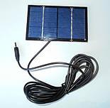 Светодиодная Лампа с Солнечной Панелью GR 020, фото 4