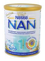 НАН 1 молочная смесь, 800 г, nan premium nestle
