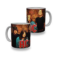 Чашка AC/DC (band)