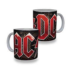 Чашка AC/DC (logo)