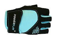 Перчатки для фитнеса PowerPlay 1728-A женские размер XS, фото 1