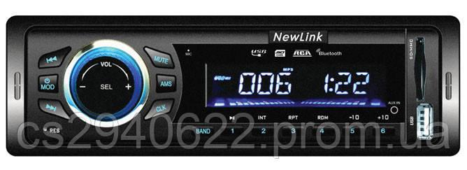Автомагнитола New Link SA 101 с Bluetooth