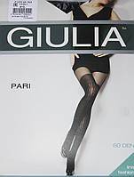 Колготки GIULIA Pari 60 den, размер:2 3 4  (3 шт)