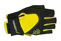 Перчатки для фитнеса PowerPlay 1728-D женские размер M, фото 1