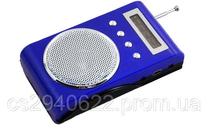 Портативная Колонка Радио SU 55 Micro SD USB