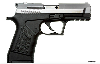 Пистолет сигнальный EKOL ALP 9мм (серый)