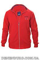 Костюм спортивний PAUL & SHARK 6828 (6828B) червоний, фото 1