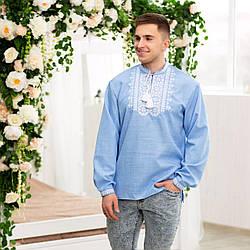 Рубашки мужские с вышивкой