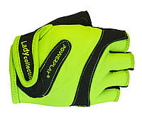 Перчатки для фитнеса PowerPlay 1729-B женские размер М, фото 1