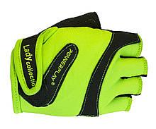 Перчатки для фитнеса PowerPlay 1729-B женские размер М