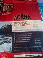 Корм для собак Acana SPORT & AGILITY 11,4 кг акана для активных собак