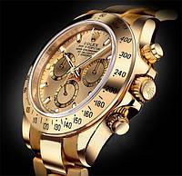 Часы Rolex Daytona(Ролекс Дайтона) Gold (кварц)
