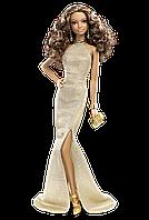"""Коллекционная кукла Барби """"Красная ковровая дорожка"""" / Red Carpet Barbie - Gold Gown"""