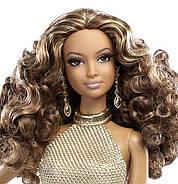 """Коллекционная кукла Барби """"Красная ковровая дорожка"""" / Red Carpet Barbie - Gold Gown, фото 3"""