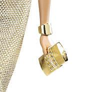 """Коллекционная кукла Барби """"Красная ковровая дорожка"""" / Red Carpet Barbie - Gold Gown, фото 4"""