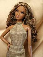 """Коллекционная кукла Барби """"Красная ковровая дорожка"""" / Red Carpet Barbie - Gold Gown, фото 7"""