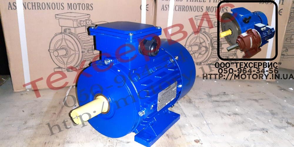 Электродвигатели общепромышленные АИР80А8У2 0,37 кВт 750 об/мин ІМ 1081
