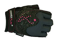 Перчатки для фитнеса PowerPlay 1744 женские размер XS, фото 1