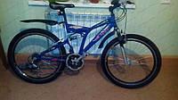 Горный велосипед двухподвесный Azimut Flying A 26