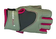 Перчатки для фитнеса Powerplay 1747 женские размер XS