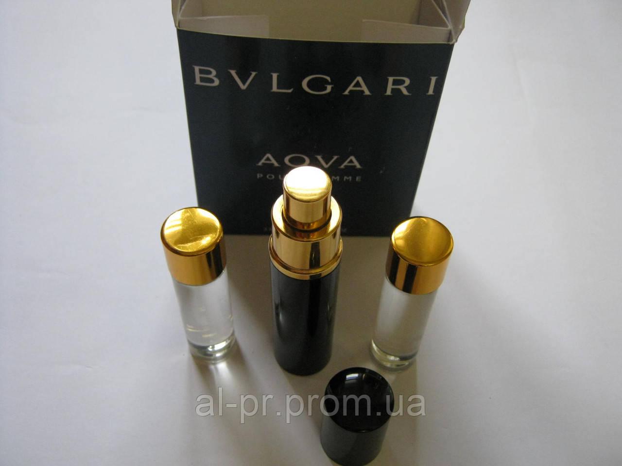 Набор парфюмерии Bvlgari Aqva Pour Homme