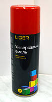 Универсальная аэрозольная эмаль Lider  400 мл, фото 1