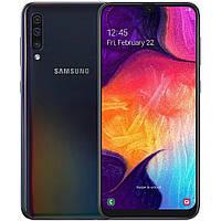 Samsung A50 6/128 2019 (A505) black, фото 1