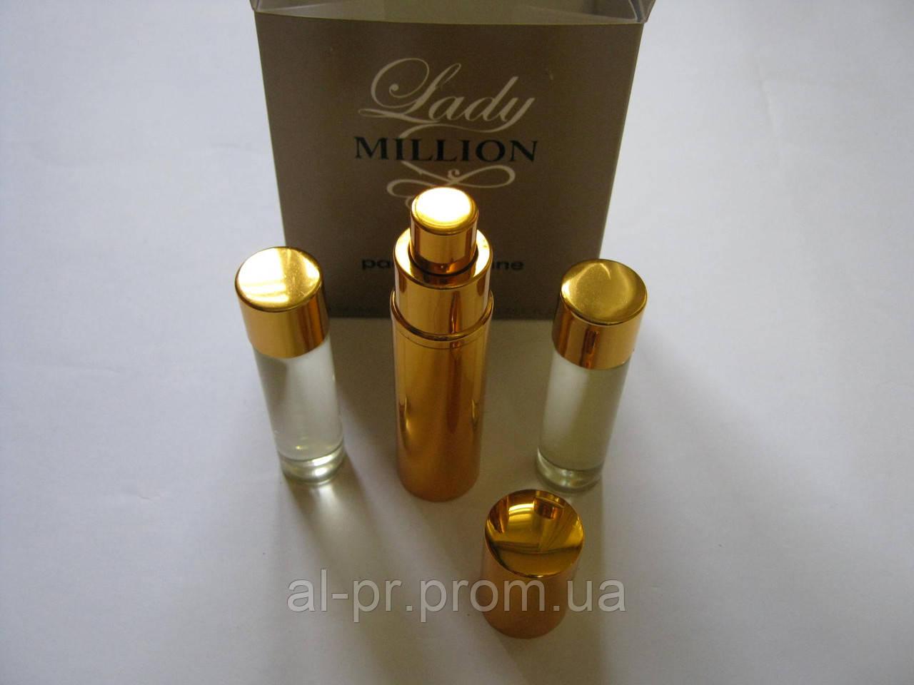 Набор парфюмерии Paco Rabanne Lady Million
